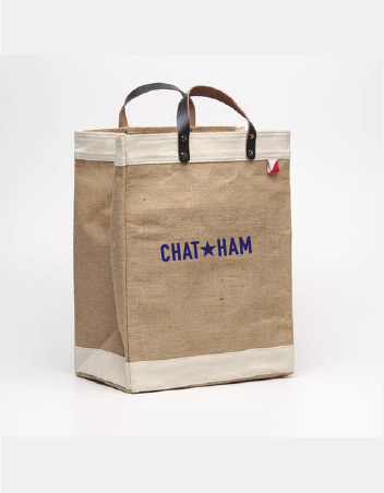 CHATHAM LARGE MARKET TOTE