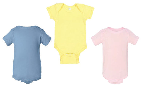 CHATHAM TWIG set of 3 Newborn Onesies