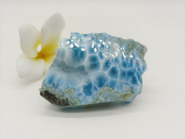 Larimar AAA Slices 3