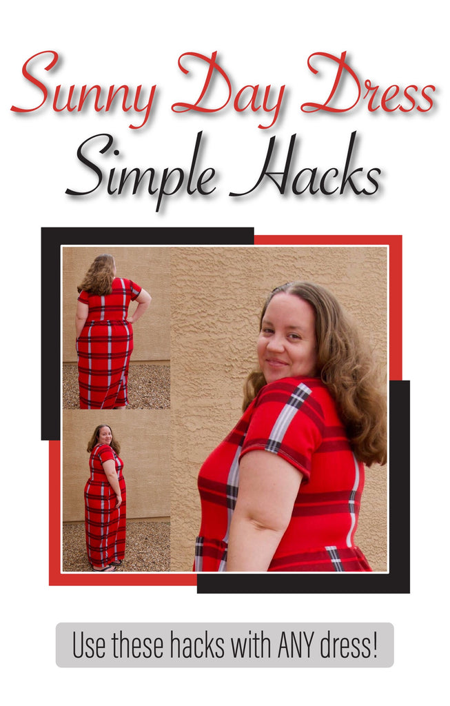 Sunny Day Dress: simple hacks