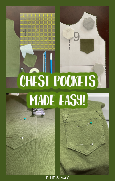 Chest Pockets Made Easy