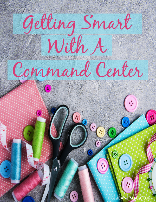 Getting Smart with a Command Center
