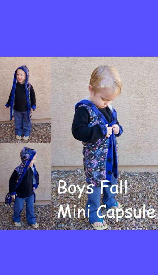 Boys Fall Mini Capsule