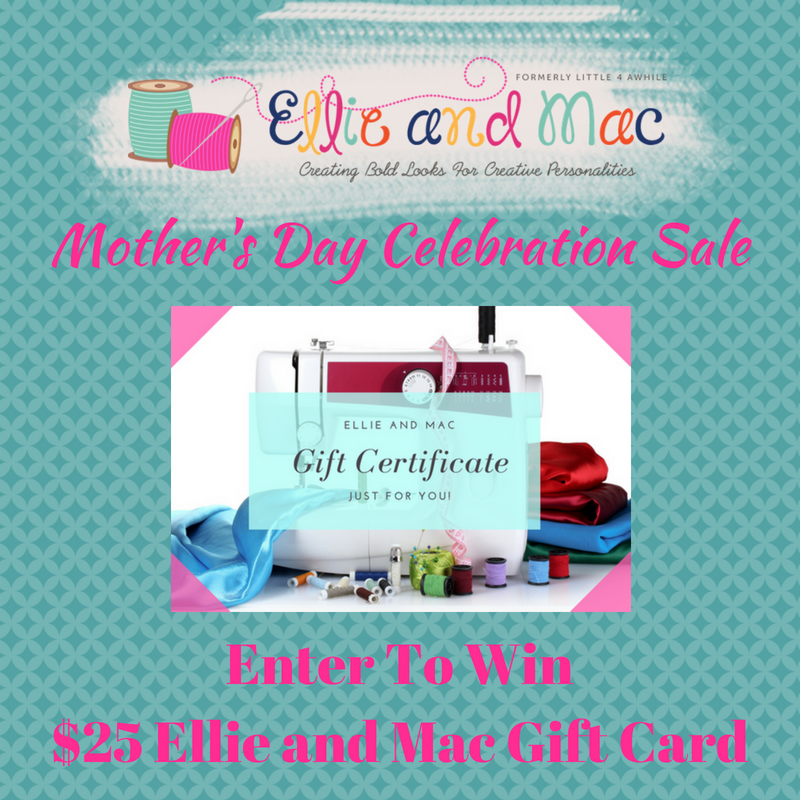 Mother's Day Week Celebration Giveaway