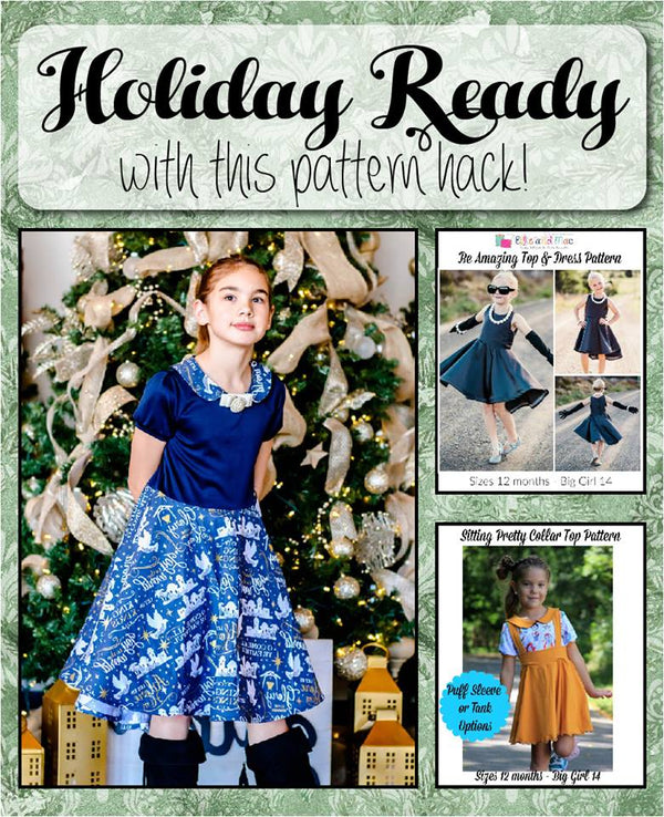 Holiday Ready With This Pattern Hack!