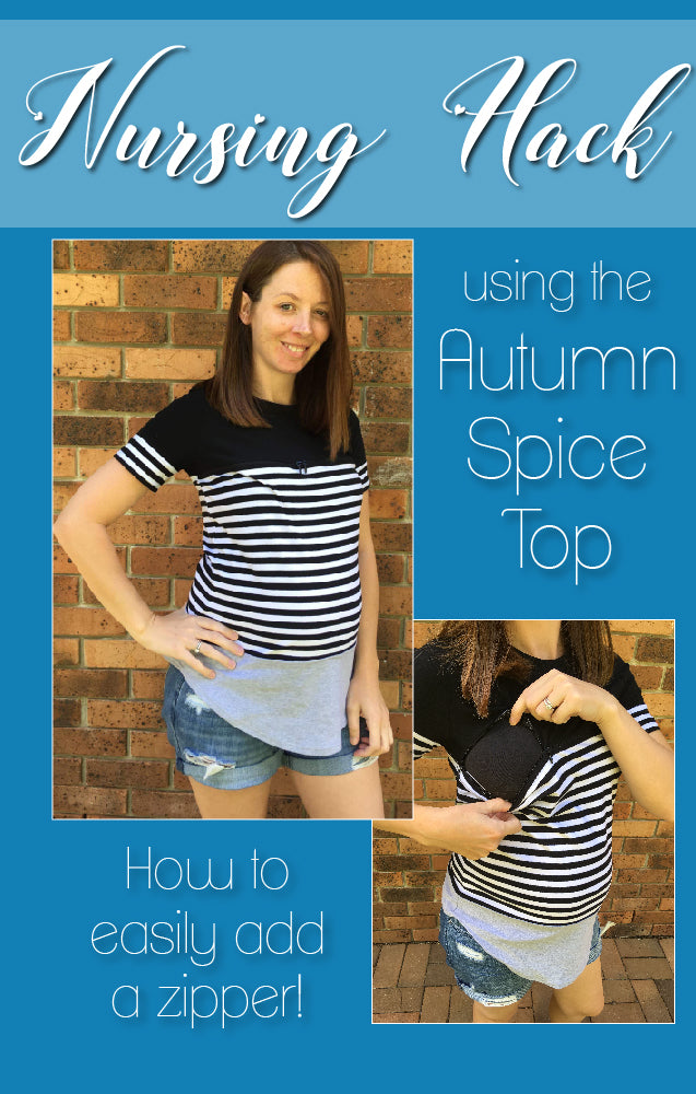 Autumn Spice Nursing Hack