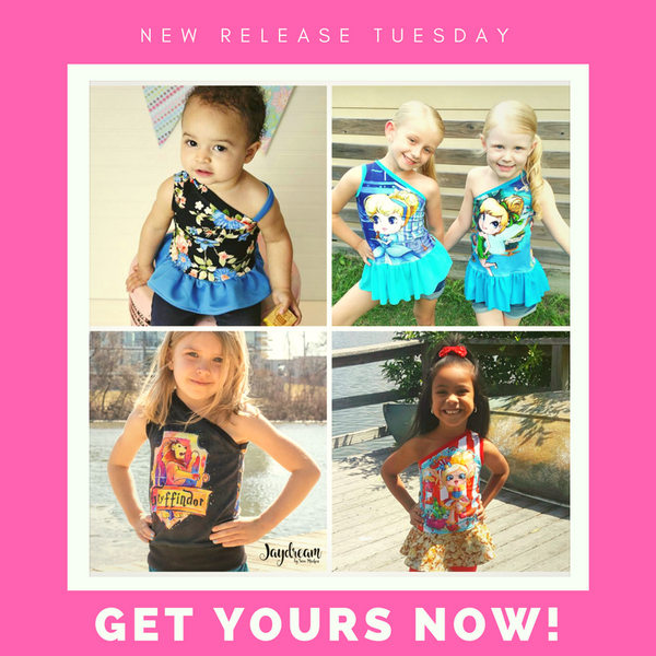 The New Live Out Loud Top Pattern has released!