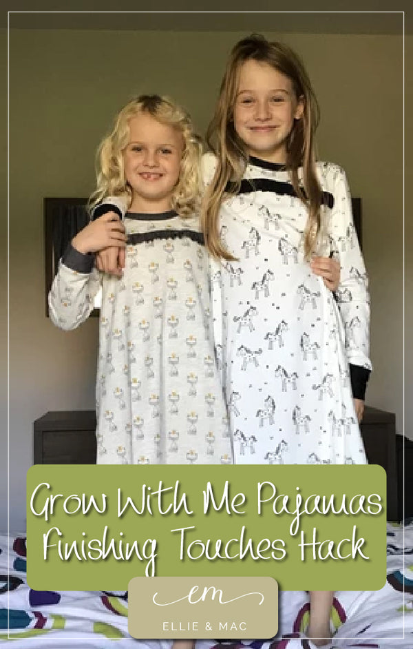 Hacking the Grow with me Pajama's