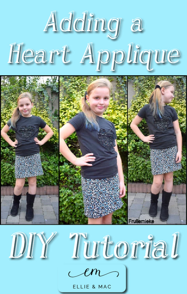 How To: Create a Heart Applique
