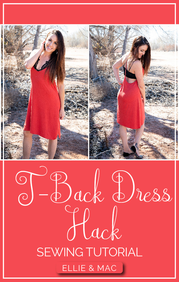 T-Back Dress Hack