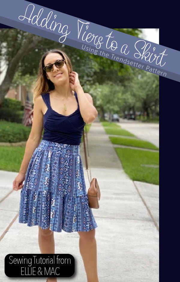 Women Trendsetter Skirt Hack