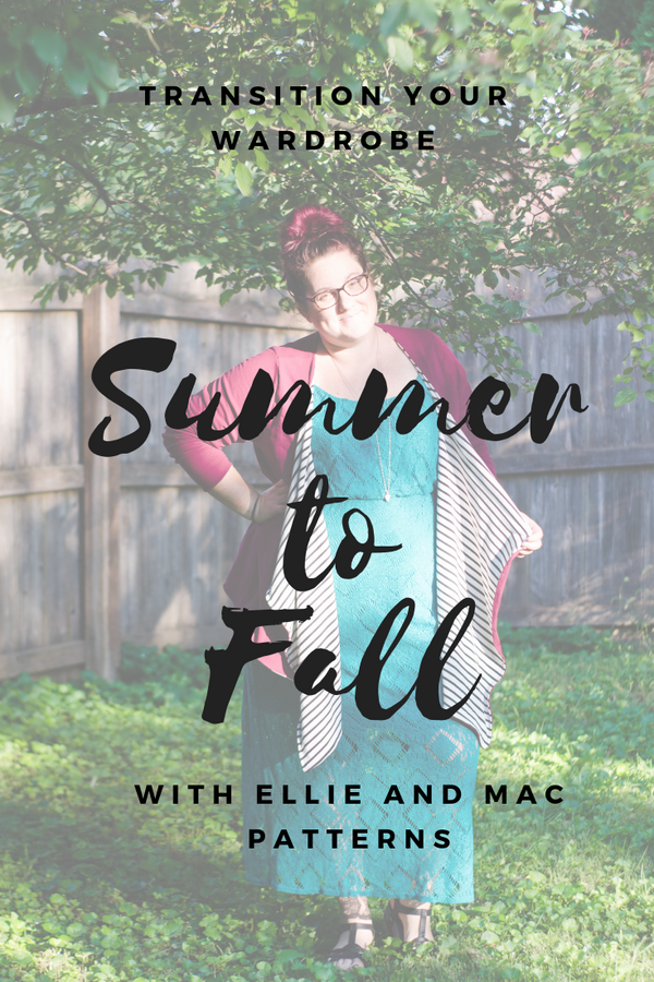 Transition Your Summer Wardrobe into Fall with Ellie and Mac