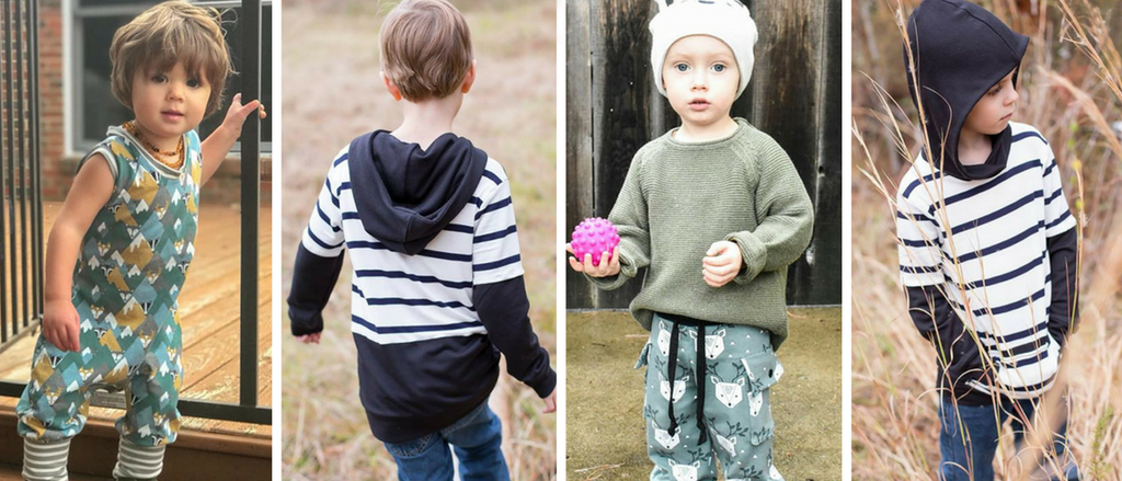 Boy's Sewing Patterns