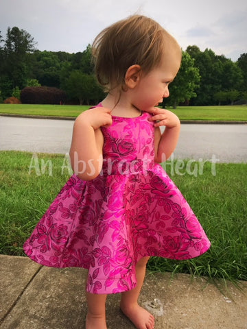 Be Amazing Dress Sewing Pattern For Ellie and Mac Sewing Patterns
