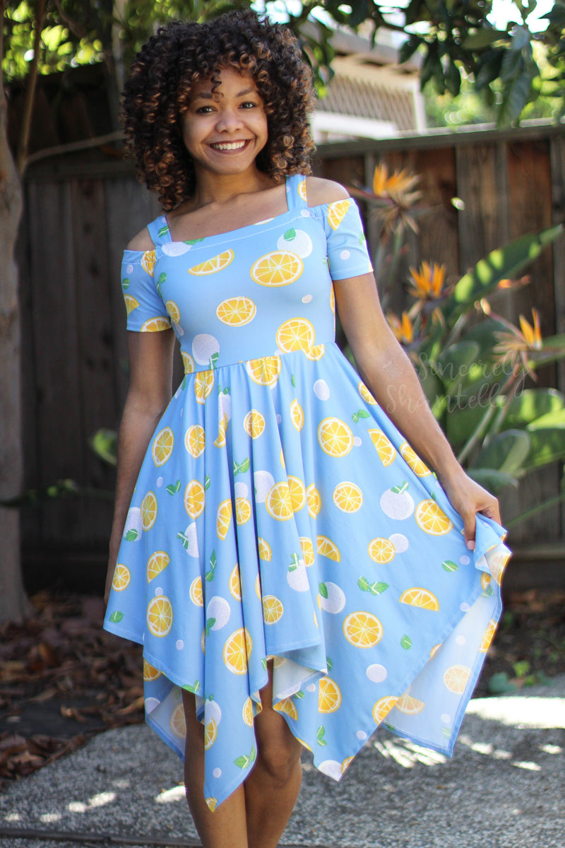 True Beauty Dress & Top Pattern