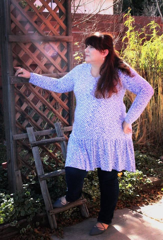 Women's Be Adventurous Tunic Pattern - Ellie and Mac, Digital (PDF) Sewing Patterns | USA, Canada, UK, Australia