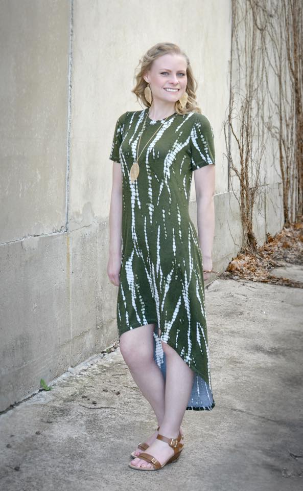 Women's Be Greater Pattern - Ellie and Mac, Digital (PDF) Sewing Patterns | USA, Canada, UK, Australia