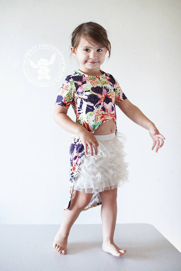 Kids Be Greater Top & Dress Pattern Wacky