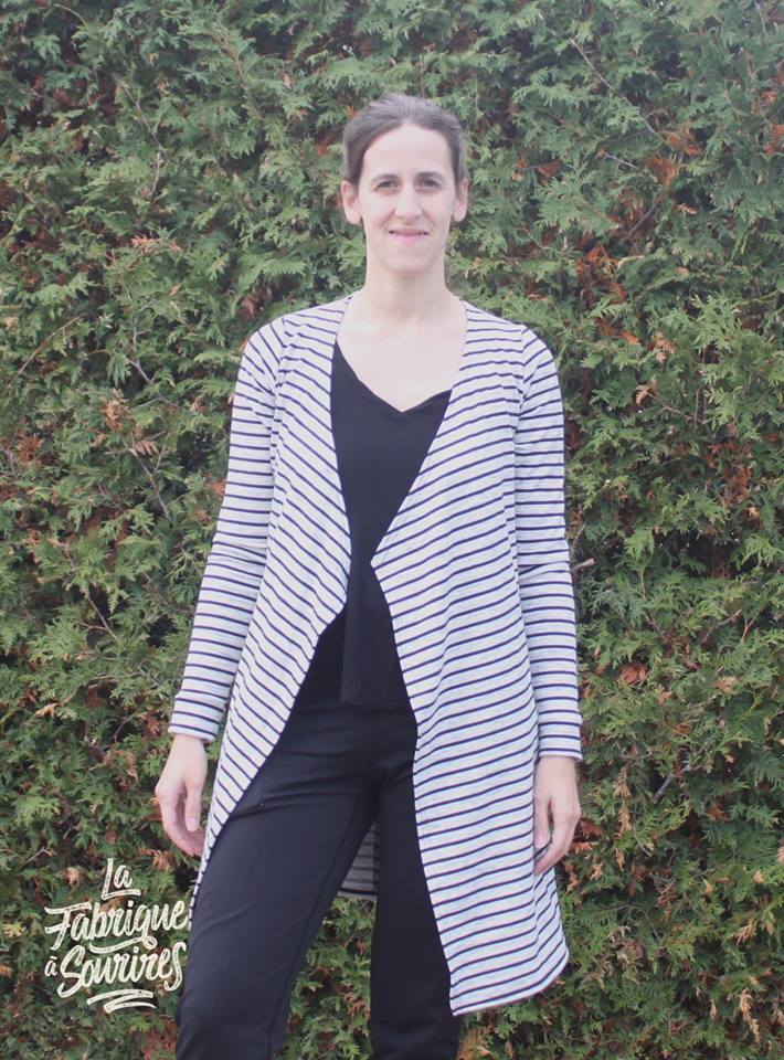 Cardigan Love Pattern