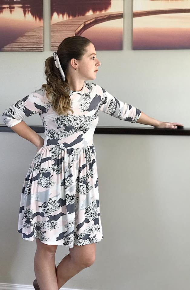 Dashing Dress Pattern