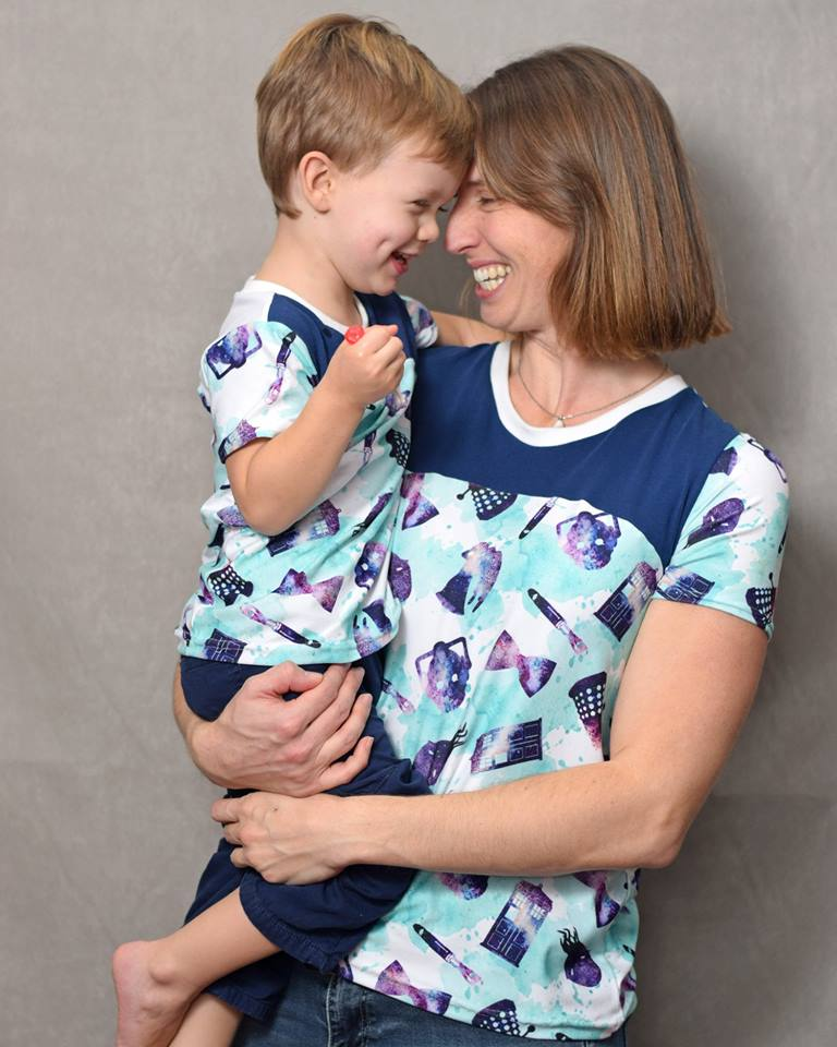 Discoverer Tee Pattern Bundle Pack - Ellie and Mac, Digital (PDF) Sewing Patterns | USA, Canada, UK, Australia