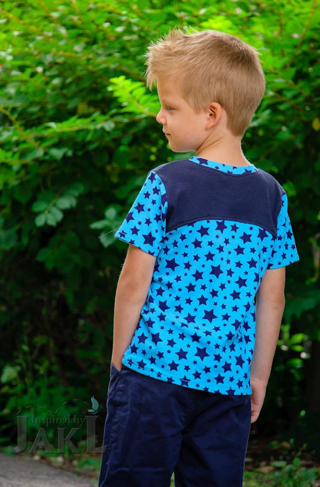 The Discoverer Tee Unisex Pattern