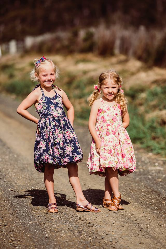 Girls Dream Big Bubble Dress Pattern - Ellie and Mac, Digital (PDF) Sewing Patterns | USA, Canada, UK, Australia