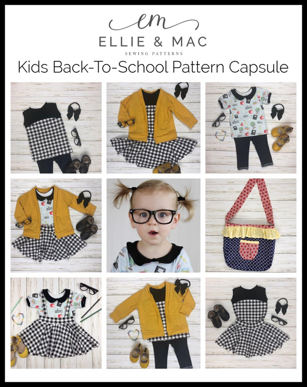 Kids Back To School Capsule