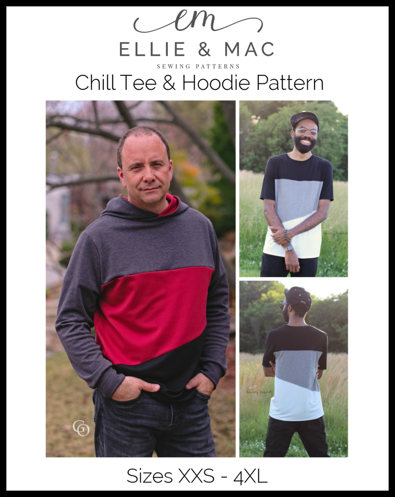 Chill Tee & Hoodie Pattern