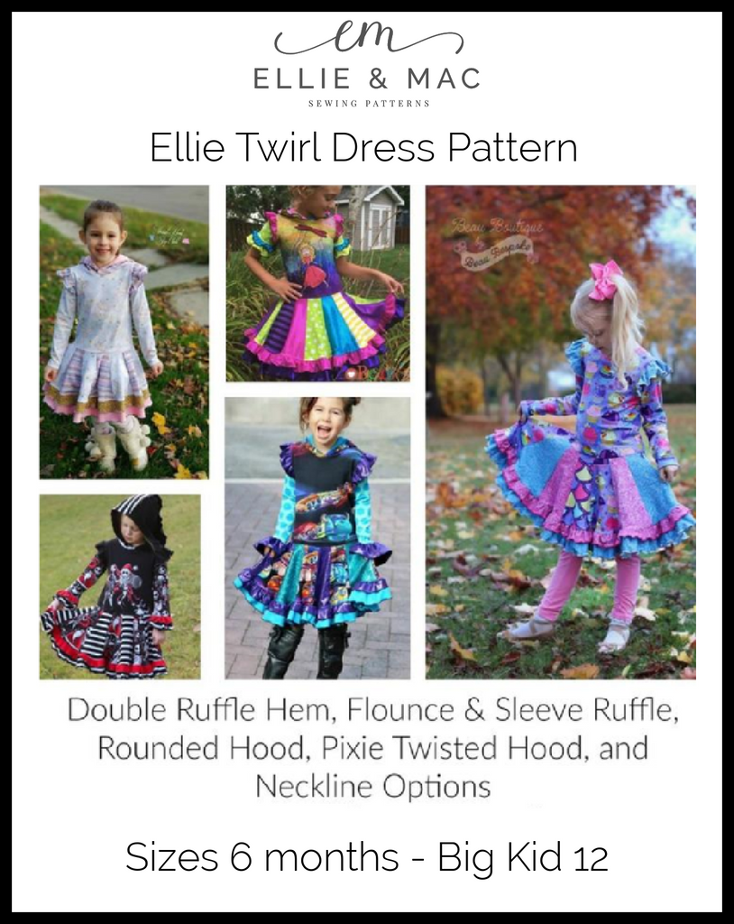 Women & Girl's Duchess Jacket Pattern Bundle