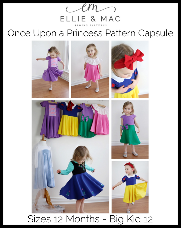 Once Upon a Princess Capsule