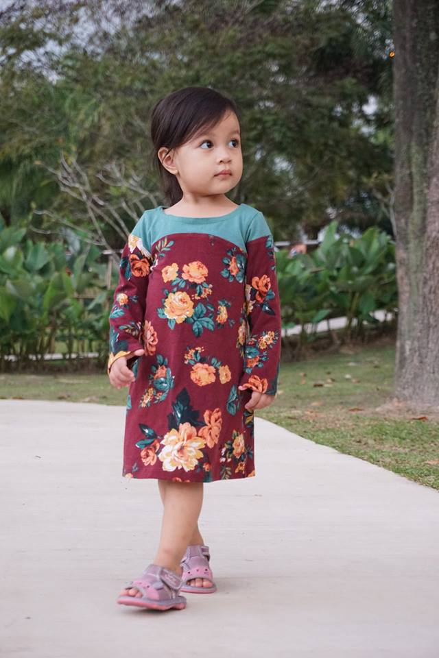 Everywhere Dress Pattern