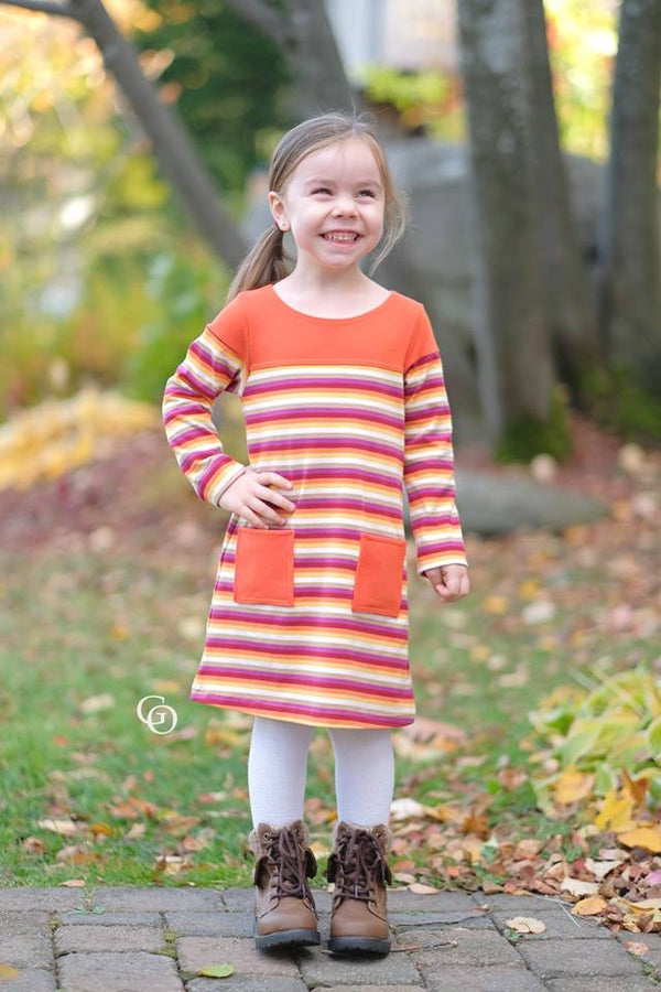 Everywhere Dress Pattern (kid's)