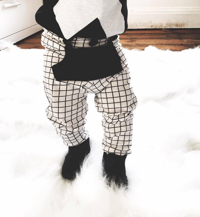 Boy's Fly Pants Pattern - Ellie and Mac, Digital (PDF) Sewing Patterns | USA, Canada, UK, Australia