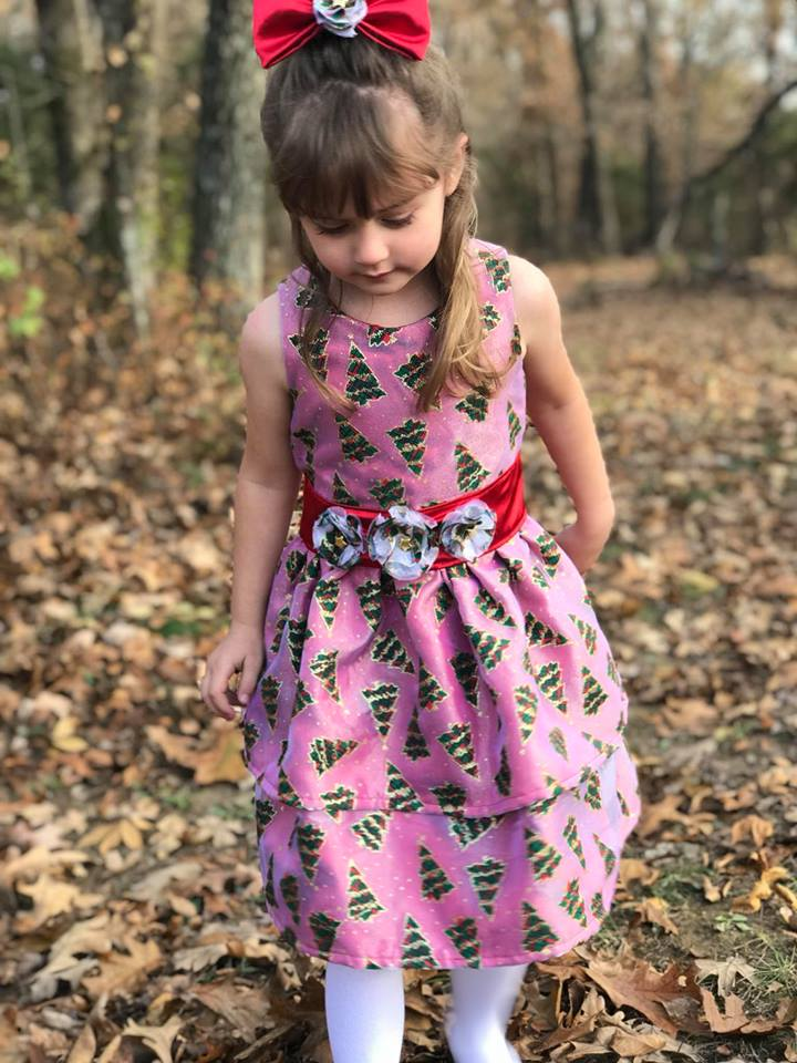 Holiday Cheer Dress Pattern