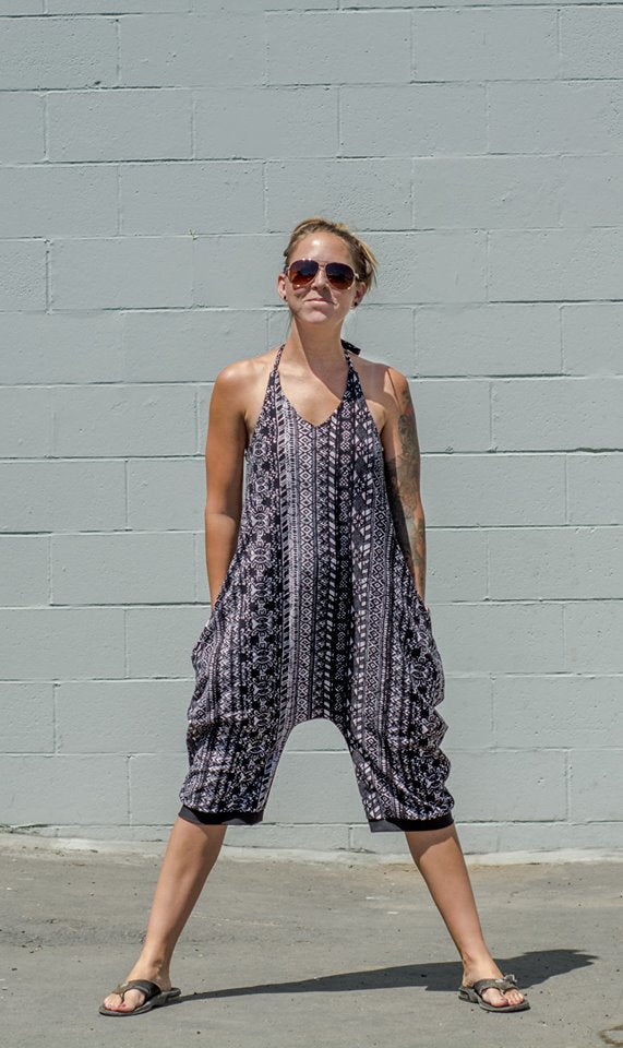 Hip Hop Romper Pattern (adult)