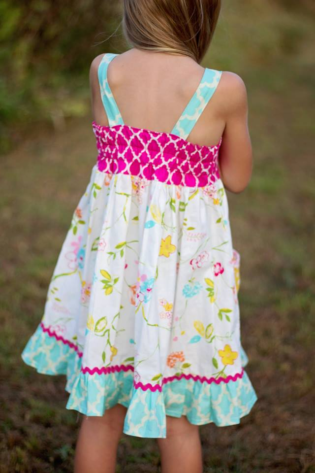 Honest Swing Top & Dress Pattern