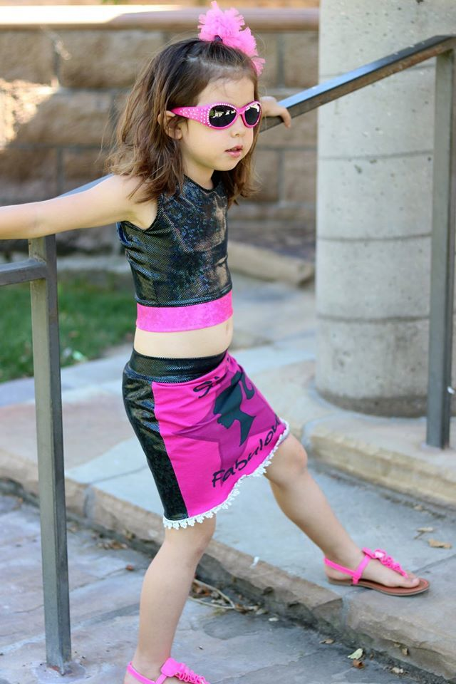 Kid's Madison Skirt Pattern
