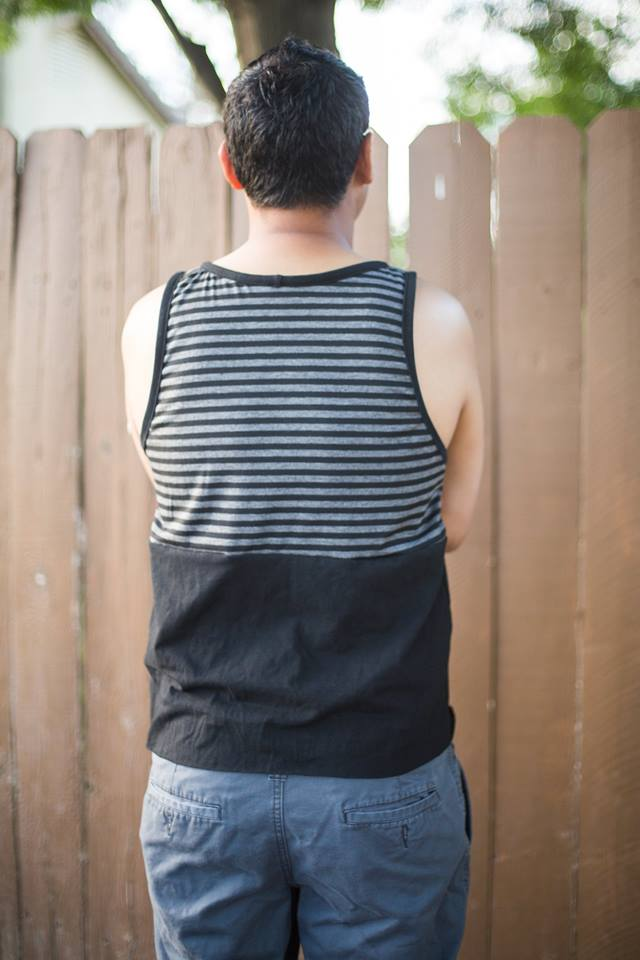 Straight Fit Tank Top Pattern