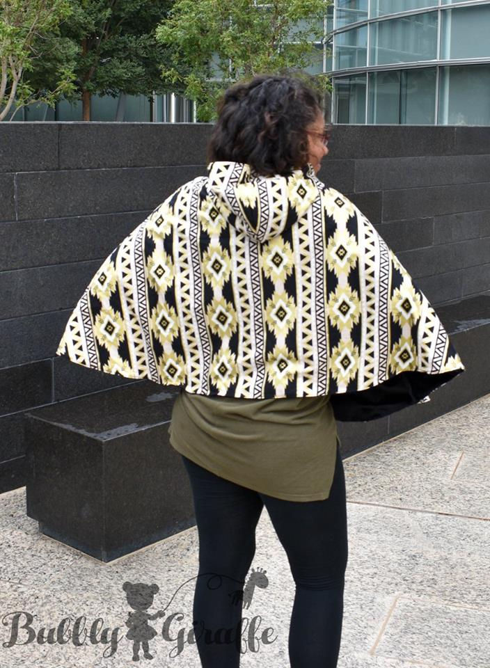 Nightfall Cape Pattern