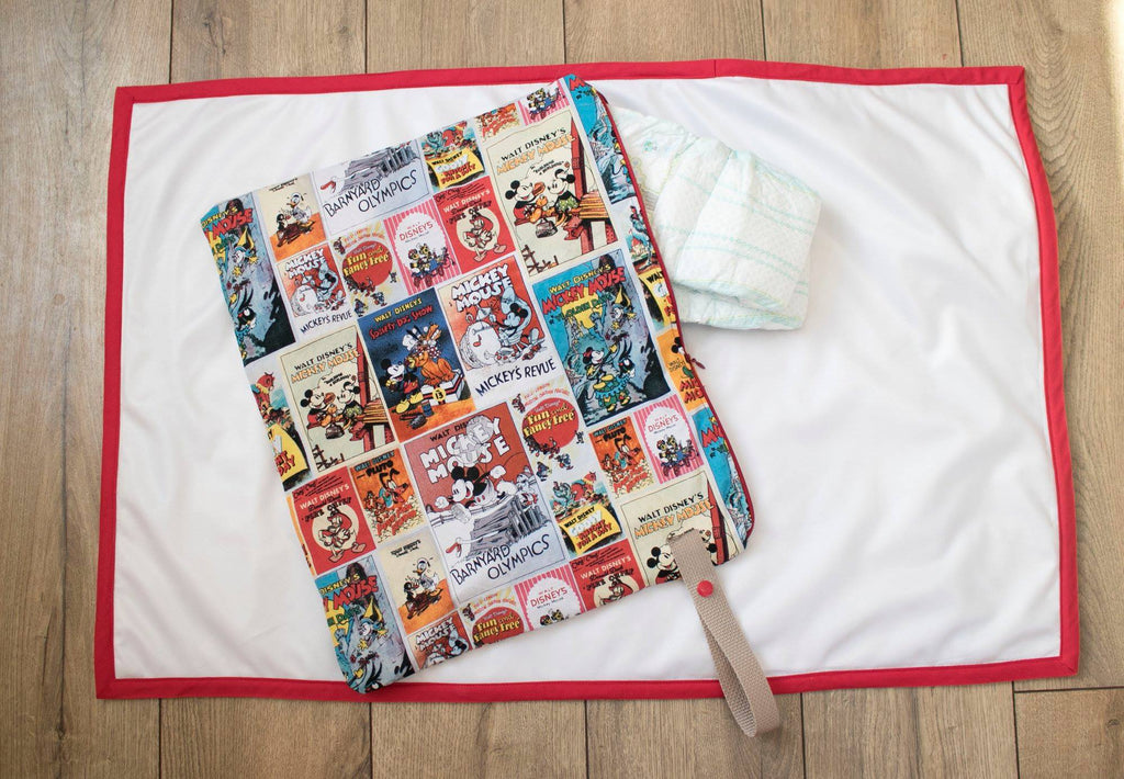 On The Go Baby Changing Mat & Wet Bags Pattern - Ellie and Mac, Digital (PDF) Sewing Patterns | USA, Canada, UK, Australia