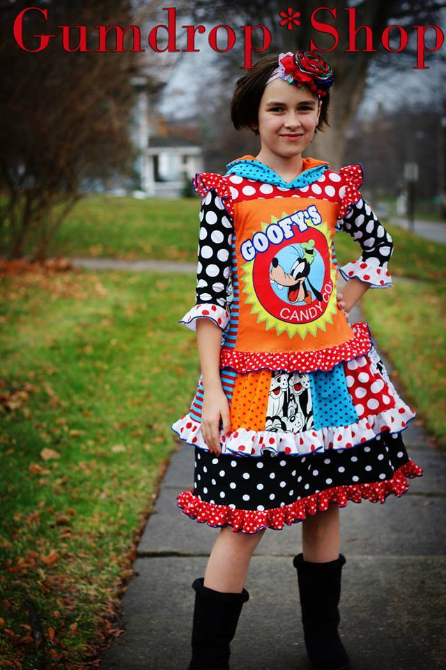Girls Penny Dress Pattern