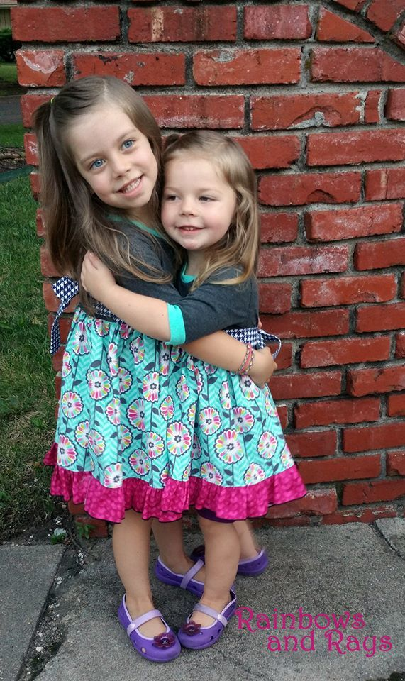 Play Date Dress Pattern