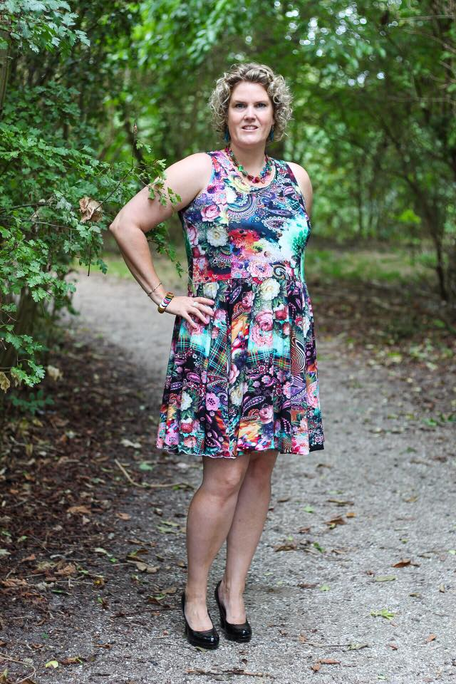 Reversible Dress Pattern (adult's)