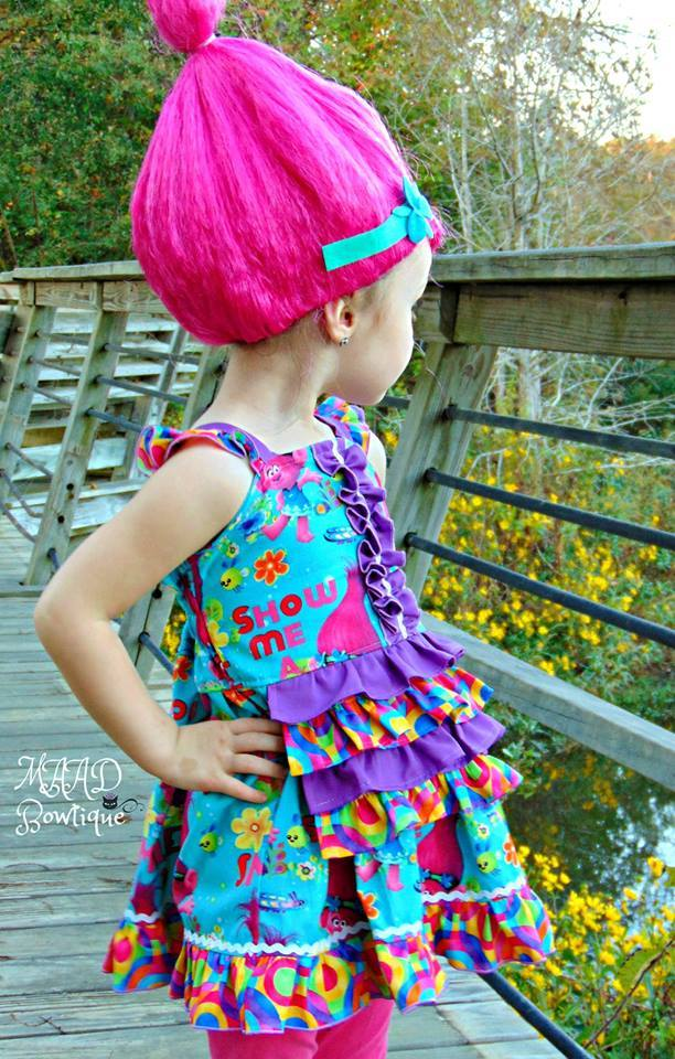 Girl's Sienna Dress & Tunic Pattern ] - Ellie and Mac, Digital (PDF) Sewing Patterns | USA, Canada, UK, Australia
