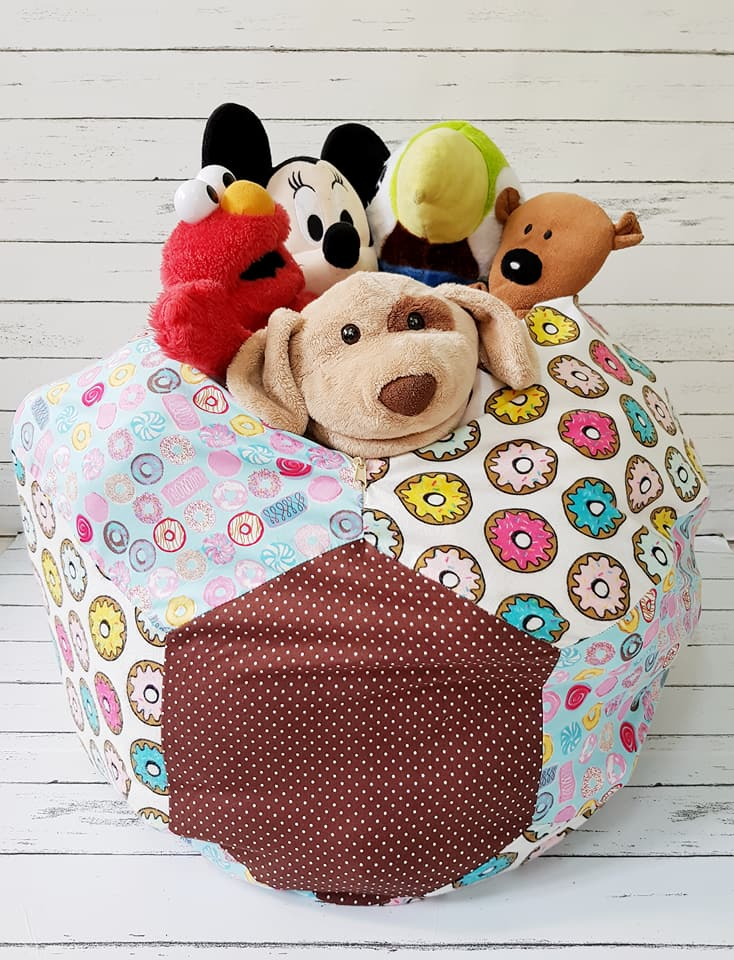 Stuffy Ball Pattern - Ellie and Mac, Digital (PDF) Sewing Patterns | USA, Canada, UK, Australia