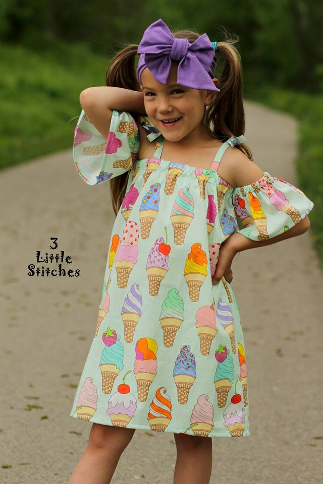 Girl's Summer Pattern Bundle 1