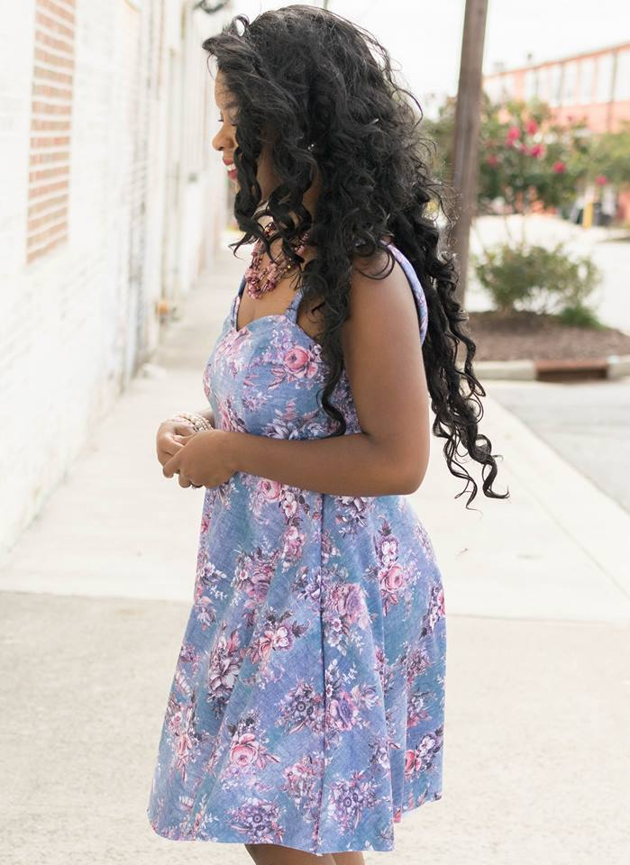 Teen & Women's Sunset Dreams Dress Pattern - Ellie and Mac, Digital (PDF) Sewing Patterns | USA, Canada, UK, Australia