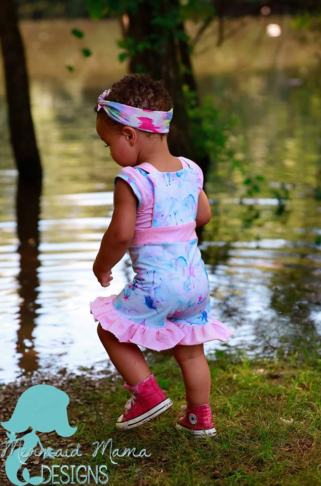 Teacher's Pet Romper & Dress Pattern - Ellie and Mac, Digital (PDF) Sewing Patterns | USA, Canada, UK, Australia
