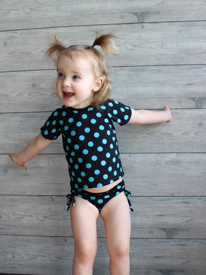 Family Swimwear Pattern Bundle